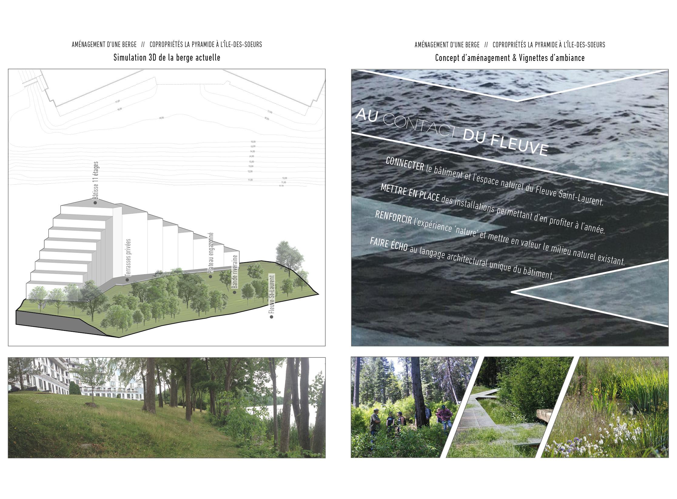 Concept _ Berge St-Laurent