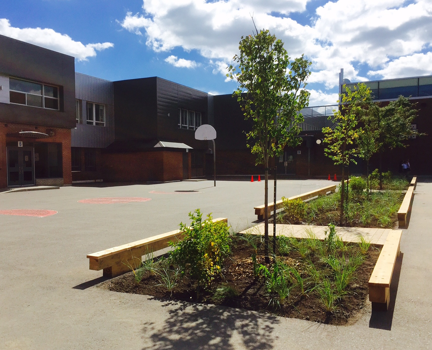 Cour d'école Lambert-Closse