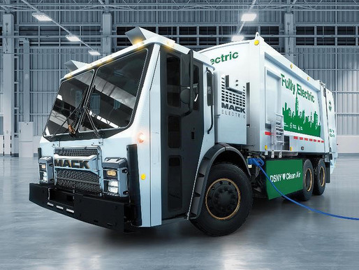 The Grid | Trash truck to start street tests