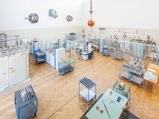 The Grid | Testing facility for e-motors