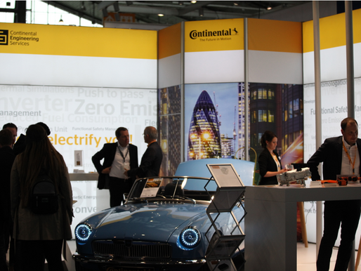 The Grid | Electric & Hybrid Vehicle Technology Expo