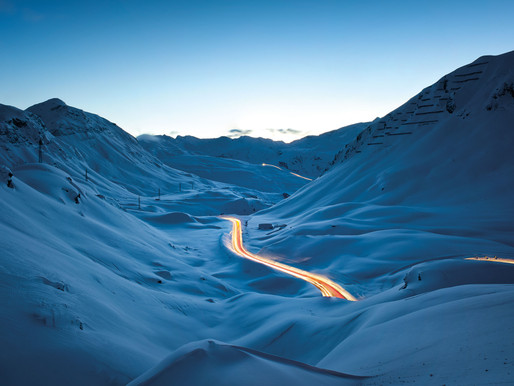 The Grid | Snow problem for torque software