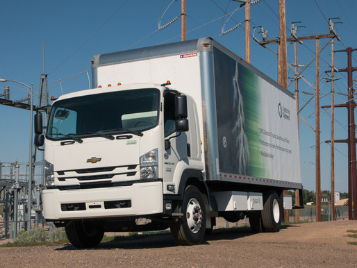 In Operation | Lightning Systems LCF truck