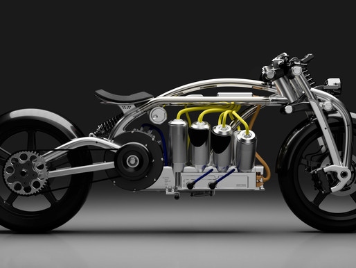 The Grid | Bike battery spreads the load
