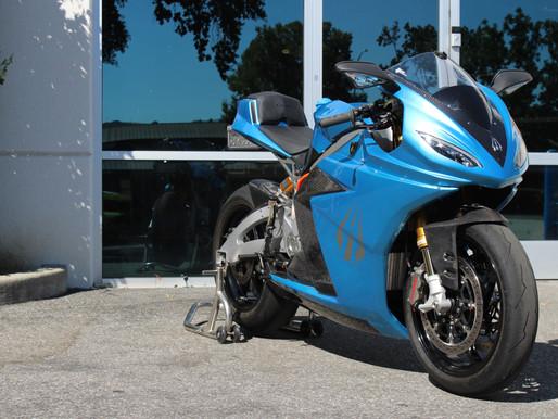 Dossier   Lightning Strike electric motorcycle
