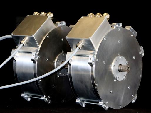 Dossier   Phi-Power PHI301 axial flux motor