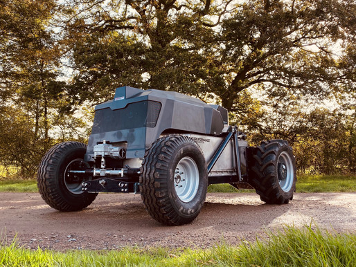 Dossier | Performance Projects/Dynium electric tractor