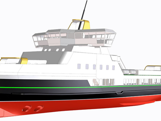 The Grid | All-electric ferry set for launch