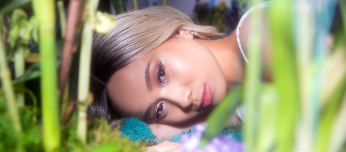 The singer-songwriter spoke to Teen Vogue about her path from YouTuber to pop-R&B artist.
