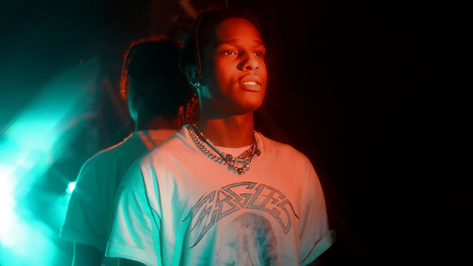 Press Image of A$AP Rocky featured on VICE