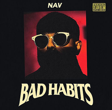 """NAV's new The Weeknd-produced album """"Bad Habits"""" is here"""
