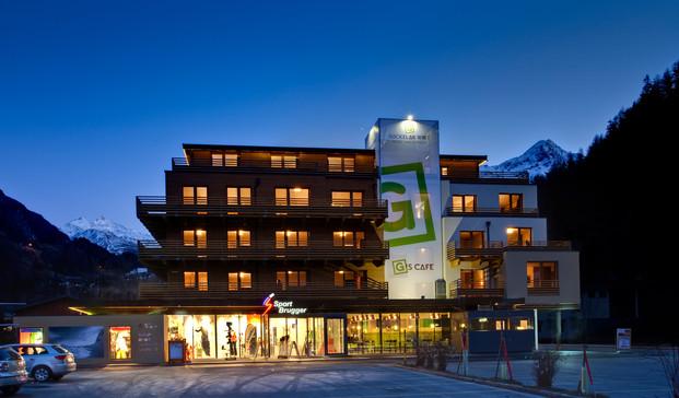 Hotel Bäckelar Wirt