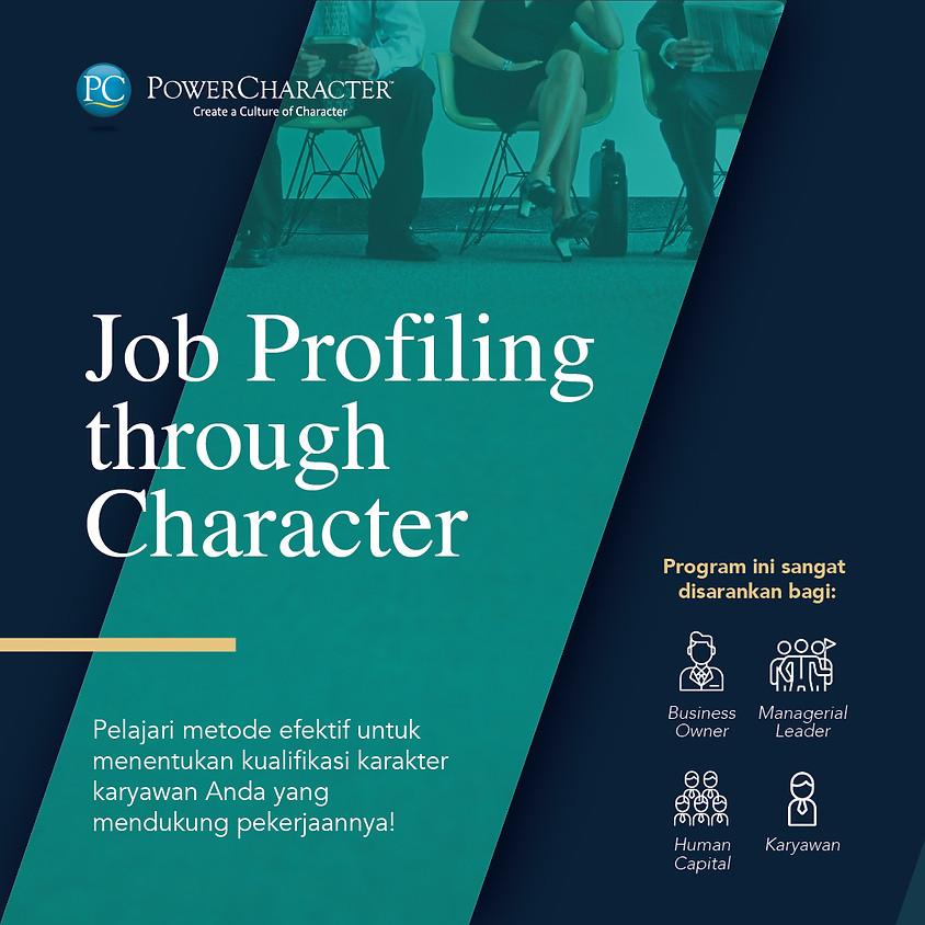 Job Profiling through Character