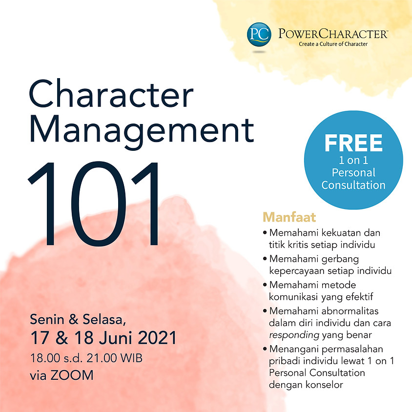 Character Management 101