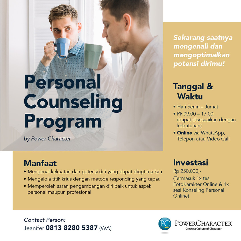 Personal Counseling Program
