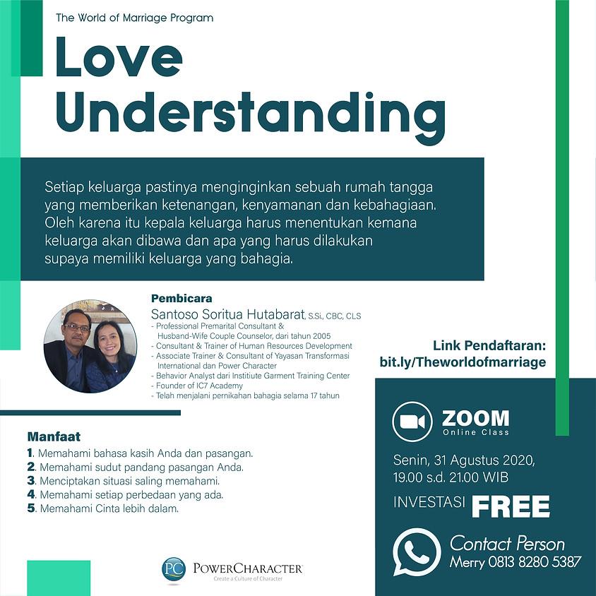 The World of Marriage – Love Understanding