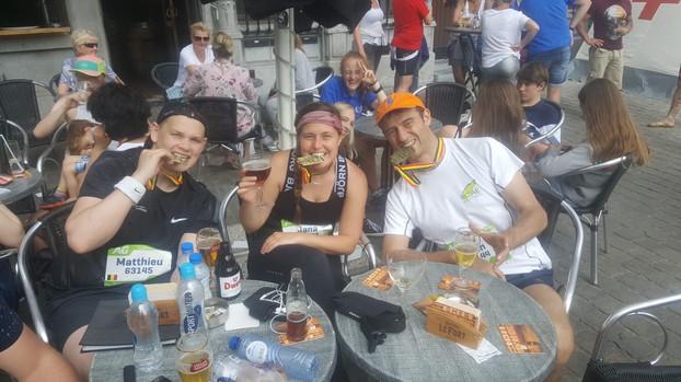Antwerp 10 Miles 2018