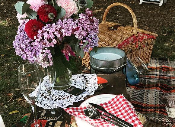 Add on Seasonal Floral Bouquet