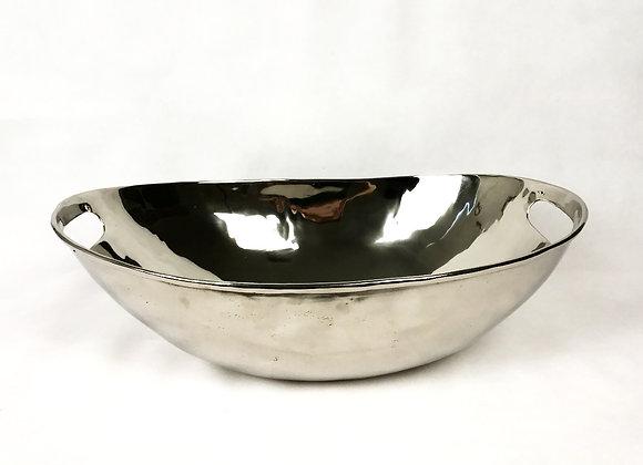 Metallic Wine Cooler/ Bowl