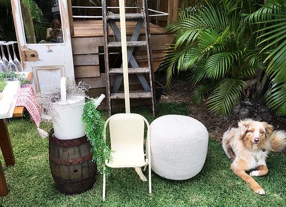 Children's vintage chairs