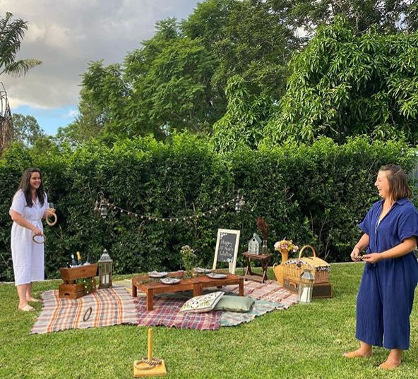 Family Picnic Brisbane - Styling Only