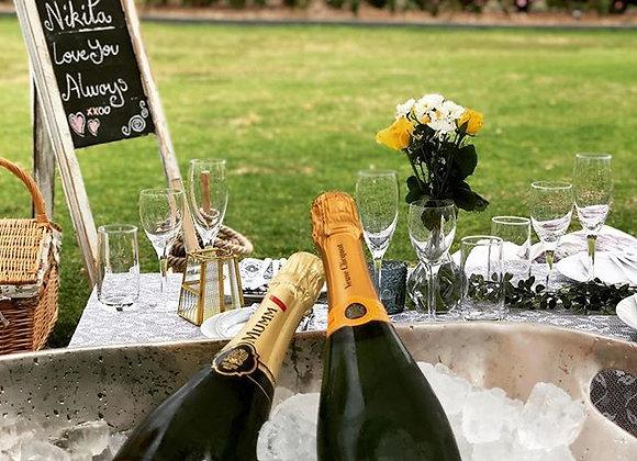 Add on Premium Champagne