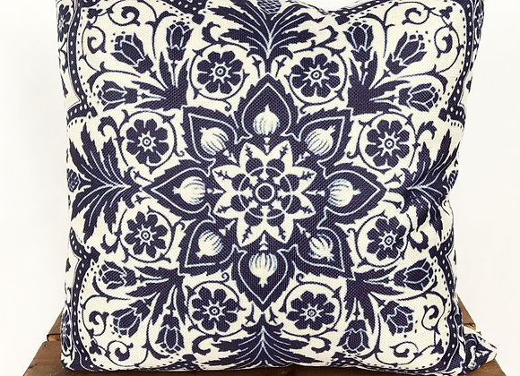 Set of 4 Cushions (Chinese Blue)