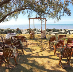 Introducing our wedding ceremony package