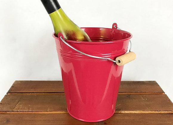 Single Bottle Wine Cooler - Red