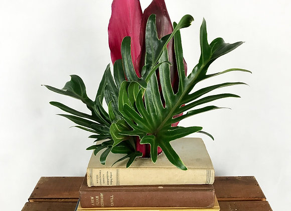 Book Stand Vase