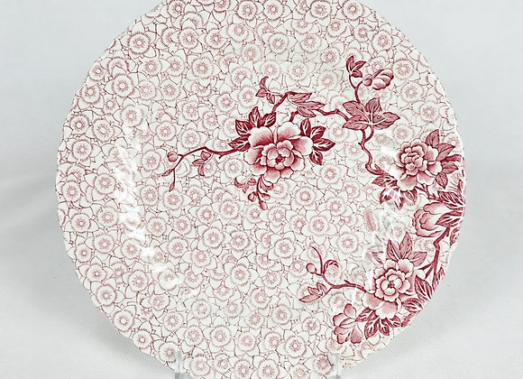 Assorted Antique Dinner Plates