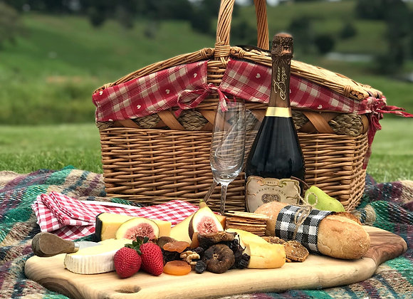Gift Certificate - Picnic Hamper for two