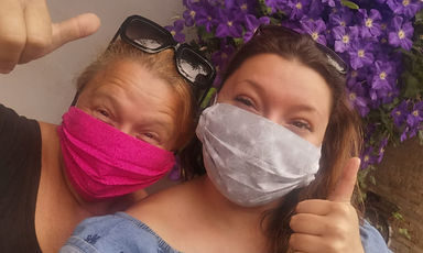 cotton face masks face coverings