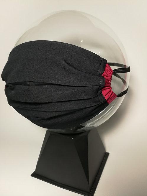 Spooky Bram Stoker Inspired 100% Cotton Face Mask