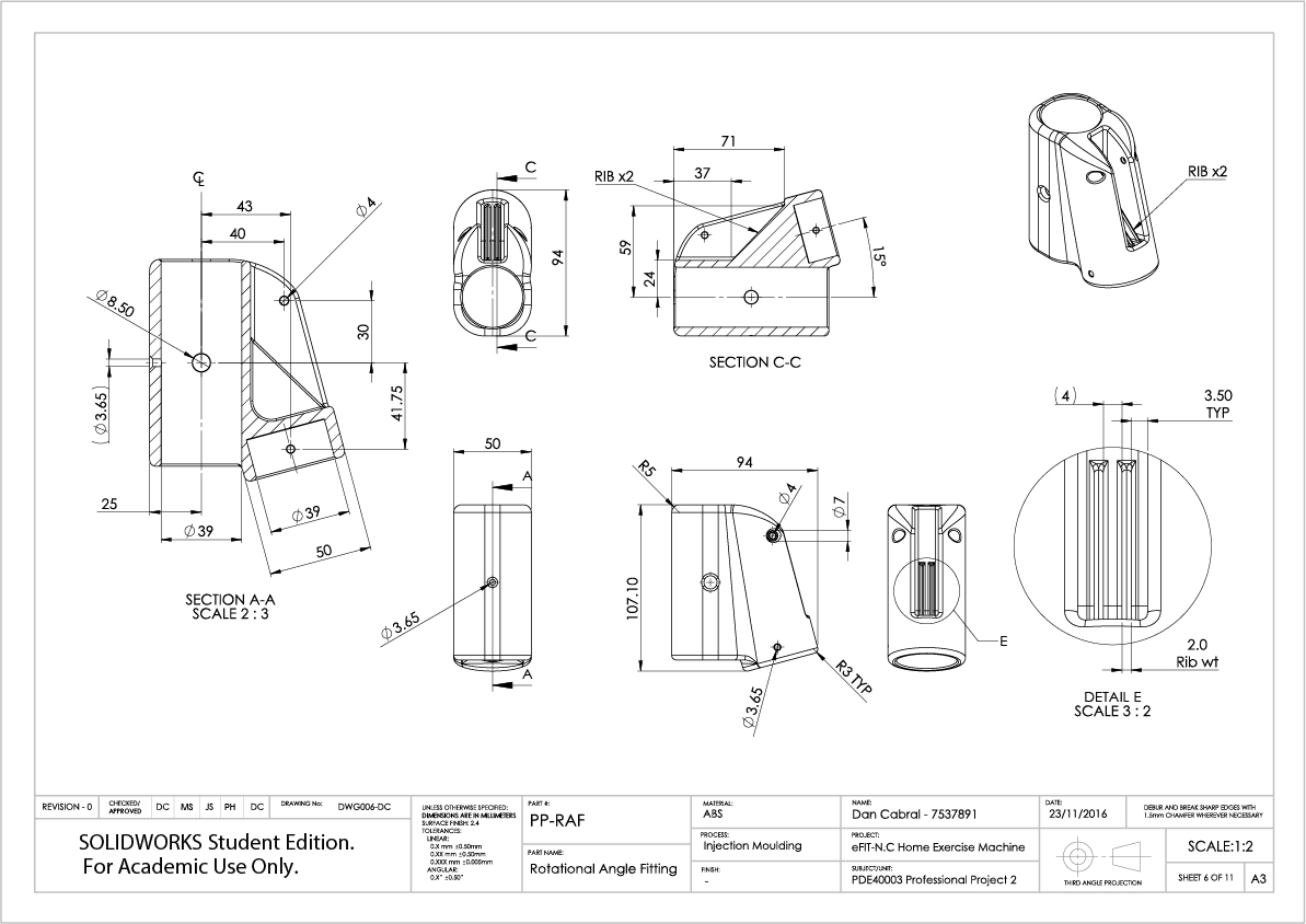 6. eFIT-N.C Engineering Documentation - Technical Drawings_B&W