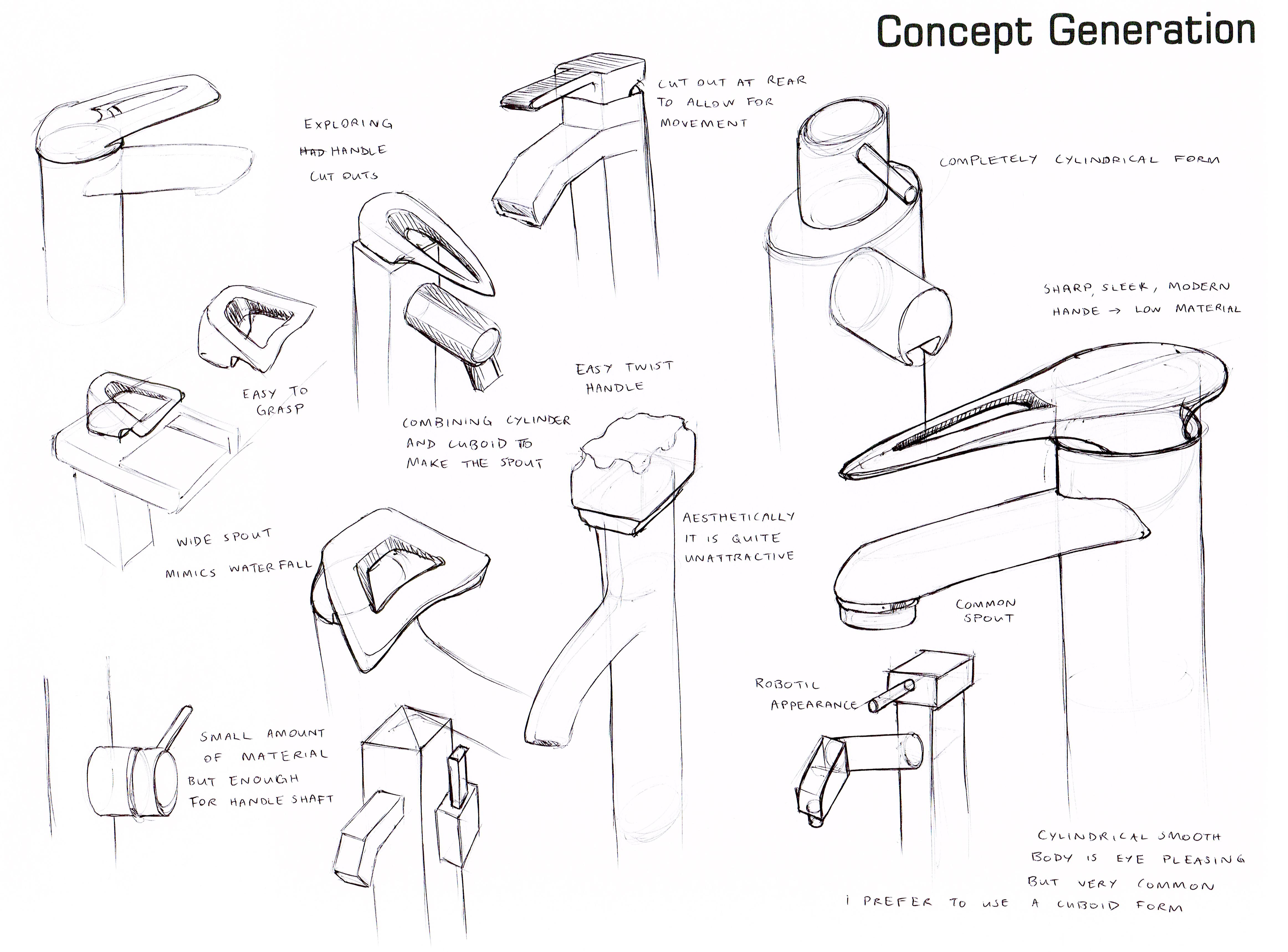 Concept Generation 3