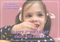Alicia's 4th Birthday Card FINAL