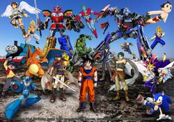 Jeezy's Heros