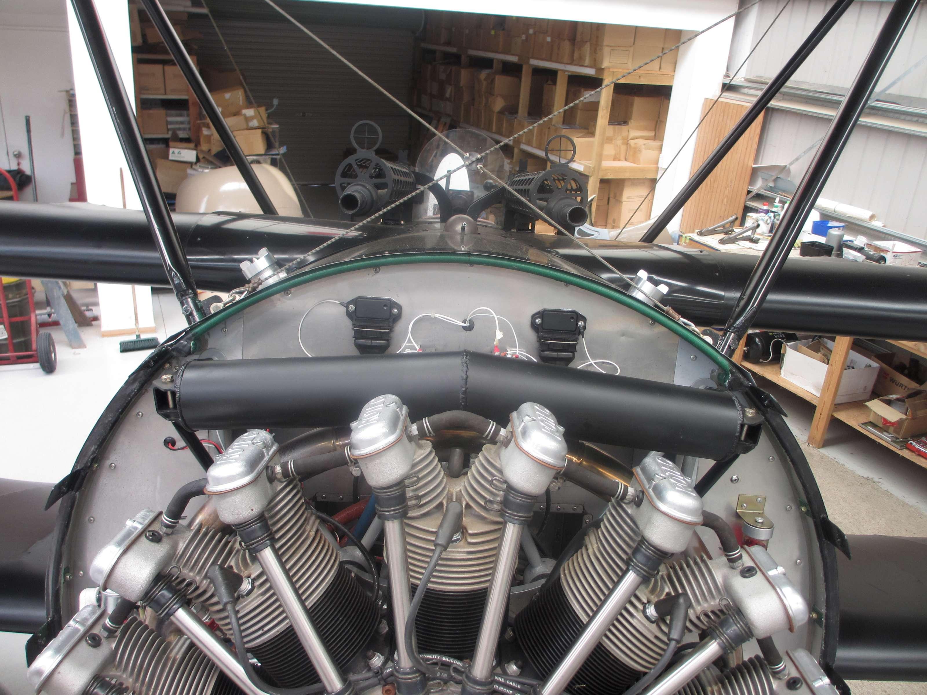 Engine Mount & Oil Tank designs | Dan Cabral - Product