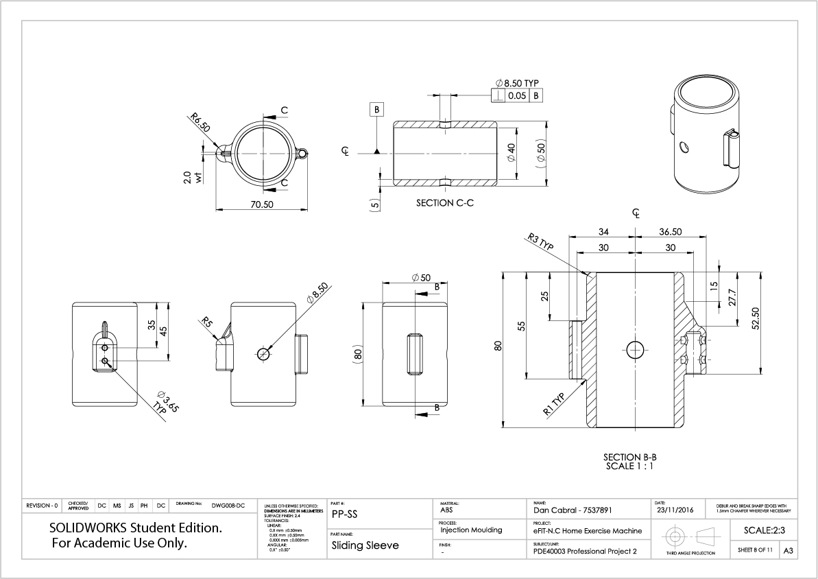 8. eFIT-N.C Engineering Documentation - Technical Drawings_B&W
