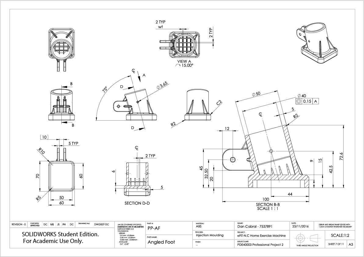7. eFIT-N.C Engineering Documentation - Technical Drawings_B&W