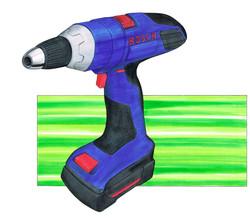 Bosch Cordless Drill2