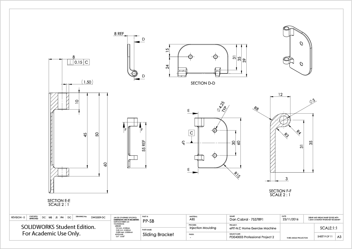 9. eFIT-N.C Engineering Documentation - Technical Drawings_B&W