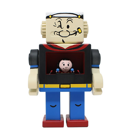Popeye The Sailor OBOT