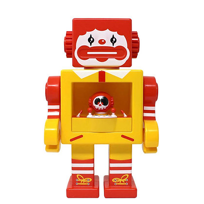 Happy Clown OBOT: Yellow