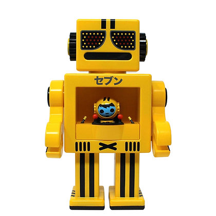 No. 07 OBOT: Yellow