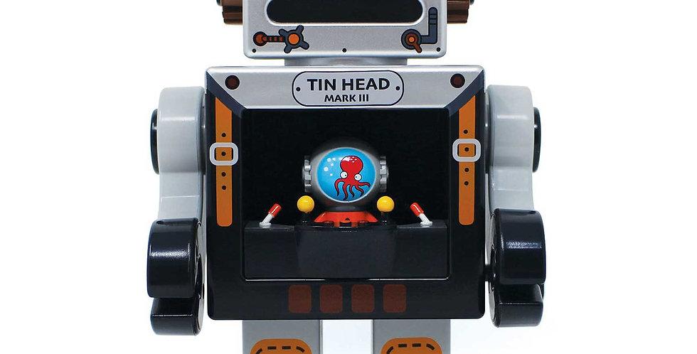 Tin Head OBOT: Mono