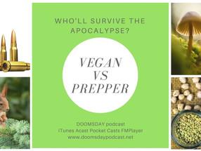 Vegan vs Prepper