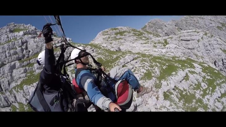 Paragliden aldo