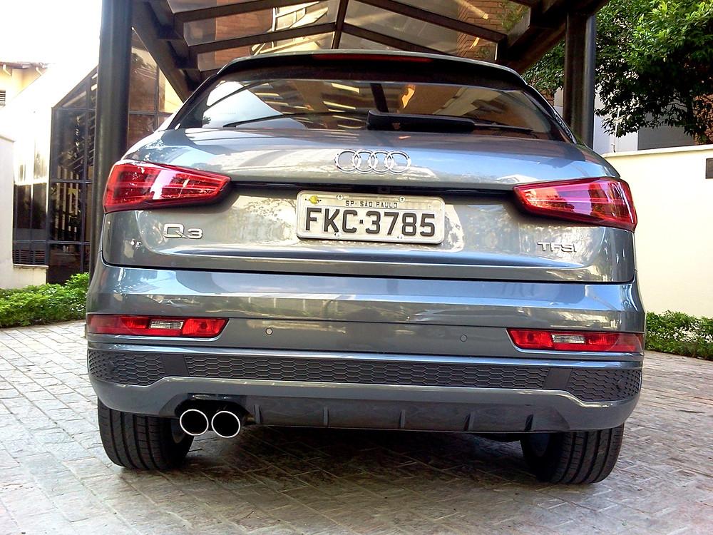 Avaliação: Q3 Black Edition, a reunião da esportividade Audi, com as principais características de um SUV Compacto Premium